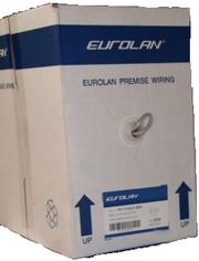 Кабель EUROLAN 5е UTP,  4 пары