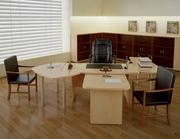Качественное изготовление и сборка офисной мебели в Алматы и области