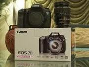 Canon EOS 7D 18MP Digital SLR Camera, Canon EOS 50D 15MP DSLR Camera,