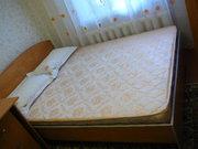 Продам  двуспальную кровать (ортопедическую)