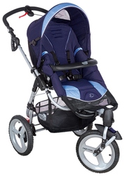 Продается очень комфортная детская коляска