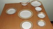 Продам посуду,  набор 12 персон,  96 предметов,  чашки,  тарелки