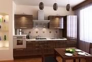 Срочное изготовление кухонных гарнитуров любой сложности