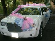 Все для свадьбы - стильный лимузины в Алматы