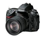 Nikon D700 12-мегапиксельная камера