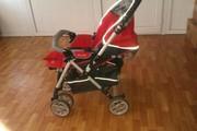 Детская коляска б/у в отличном состоянии,  Capella
