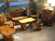 Мягкая мебель, диван, кресла, бар, стол тв, журнальный стол, аквариум
