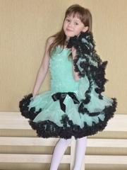 Продам юбки и топы для девочек Pettiskirt в  Алматы