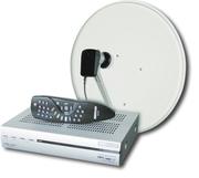 Спутниковое ТВ в Алматы ,  ремонт ,  монтаж спутниковых антенн