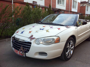 Chrysler Sebring Кабриолет,    2003 года,