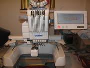 Продам вышивальную машину brother PR-600-2 (б/у)
