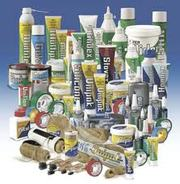 Клеи-герметики,  пасты уплотнительные,  мастики для резьбовых cоединений