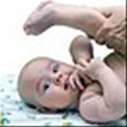 Детский массаж с выездом + электрофорез