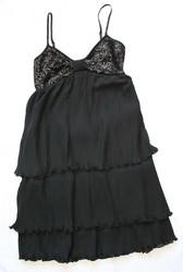 Новое женское платье Clockhouse от C&A,  полиэстер,  цвет: черный