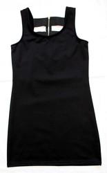 Новое женское платье Clockhouse от C&A,  полиэстер,  цвет: черный,  XL