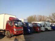 Фургон FOTON 10 тонн,  с боковой дверью в наличии