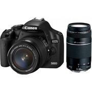 Canon 550D 18-55mm + 75-300mm новый!