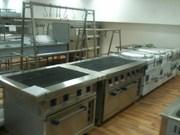 Профессиональное оборудование для кухонь, спортзалов, прачечных