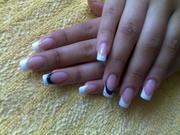 Если вы хотите нарастить красивые ногти,  Обращайтесь!