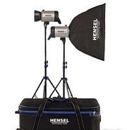 Продам новый комплект студийного света Hensel expert pro (integra pro)