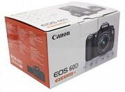 Фотоаппарат цифровой зеркальный Canon EOS 60D EF-S 18-135 IS Kit