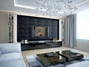 Дизайн-студия предлагает услуги дизайна интерьера общественных и жилых помещений