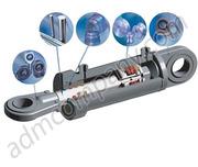 Гидроцилиндр  подъема отвала ДЗ-143