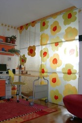 Шью шторы, покрывала, установка карнизов.Выезд дизайнера на дом.