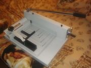 Гильятина - гильотина - резак для бумаги на 500 листов - дешево