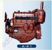 Двигателя А-41