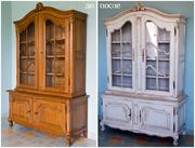 Реставрация мебели любой сложности