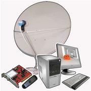 Спутниковое телевидение в городе Алматы.Спутниковое