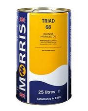 TRIAD HYDRAULIC OILS - минеральные высокосортные гидравлические масла