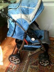 Детская прогулочная коляска Prego