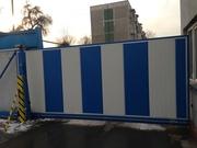 Изготовление откатных ворот (Ryterna)