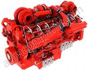 Поставка запчастей к двигателям: Cummins,  Iveco,  Detroit Diesel