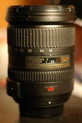 объектив для Nikon - NIKKOR AF 18-200 mm