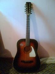 продам гитару 12 струн