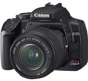 Продам зеркальный фотоаппарат CANON 550D(Kiss 4x) и многое к нему