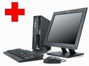 Услуги профессионала по доступным ценам!  Настройка и ремонт компьютер