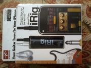 IRig AmpliTube для IPad,  IPhone,  IPod