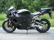 2012. Honda CBR 600 RR мотоцикл спортивный мотоцикл