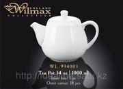 Заварочный чайник фарфор