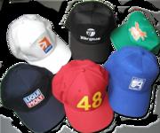 Бейсболки,  кепки с логотипом.