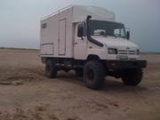 Предлагаем Вам услуги по изготовлению фургонов и переоборудованию