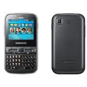 Мобильный телефон Samsung GT-C3222 Duos (noble black) б/у