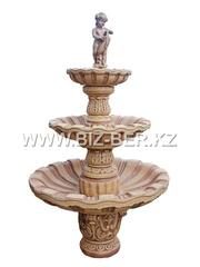 ТТОО «Biz-Ber»  Продажа МАФ,  фонтаны,  вазоны,  скамейки