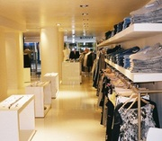 торговая мебель на заказ бутики и магазины