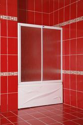Раздвижные пластиковые шторки для ванн, стеклянные шторки для ванн