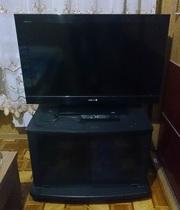 БУ ЖК Телевизор SONY KLV-32BX300 + тумба